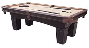 milwaukee pool table movers